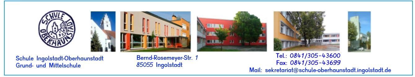 Grund- und Mittelschule Oberhaunstadt